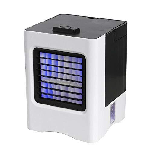 DAHU Klimaanlage Ventilator Tragbar Mini Klimaanlage Ventilator Personal Space Fan Cooler USB Arctic Cooling Klimaanlage für Auto Zuhause