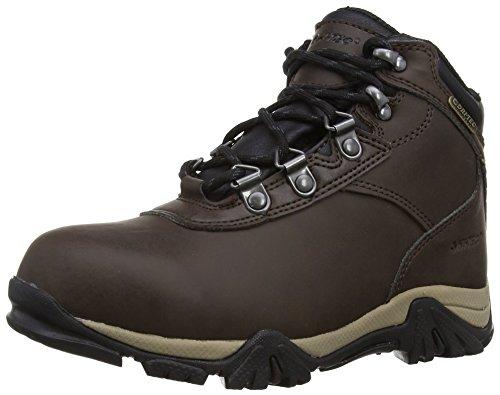 Hi-tec Altitude V Waterproof, Chaussures de Randonnée Hautes Garçon, Marron (Dark Chocolate 041), 11 UK Child