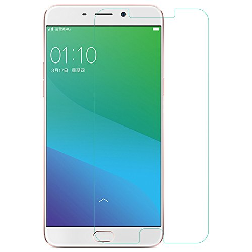 [2 Packs] Oppo F1 Plus Screen Protector, Oppo F1 Plus Tempered Glass Screen Protector, Anti-Scratch HD Clear Screen Guard for 5.5'' Oppo F1 Plus [NOT fit 5.0'' Oppo F1]