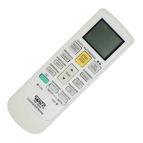 Universale Condizionatore D'aria Telecomando AC Controller Ricambio Ricambio per Galanz Haier Hitachi Sharp Fujitsu LG Toshiba TCL