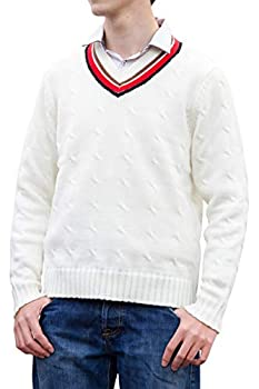 Fifth Doctor Cricket Jumper as worn by Peter Davison