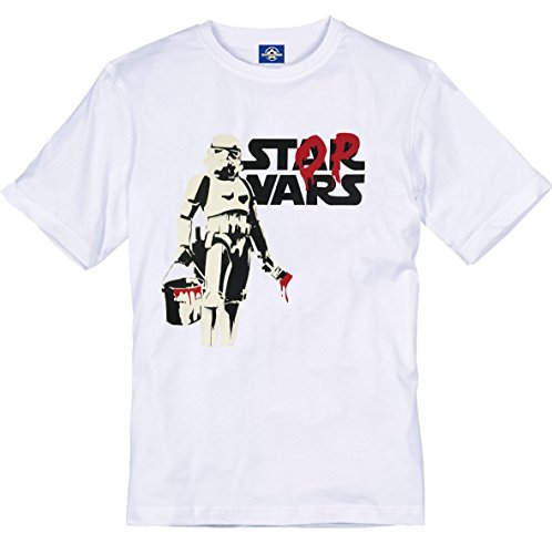 Volkspark Hamburg Streetwear Funshirt Herren Stop Wars (m)