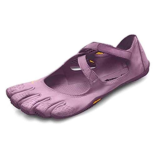 Vibram Five Fingers Women's V-Soul Fitness and Cross Training Yoga Shoe (43 B EU, Lavender)