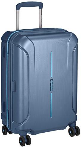 [アメリカンツーリスター] スーツケース キャリーケース テクナム スピナー 55/20 TSA 機内持ち込み可 保証付 36L 55 cm 2.8kg メタルブルー