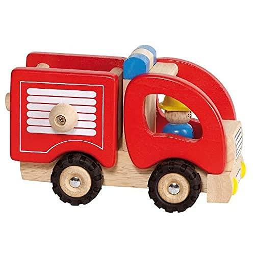 Goki - 2041272 - Figurine Transport Et Circulation - Service D'incendie
