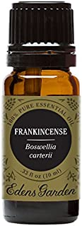 Edens Garden Frankincense Carterii Essential Oil, 100% Pure Therapeutic Grade (Inflammation & Skin Care) 10 ml