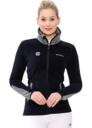 SPOOKS Lindah Fleece Jacket (Farbe: Navy; Größe: XXL)