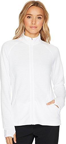 adidas Golf Essentials - Chaqueta de Golf para Mujer, Color Blanco, Talla Grande