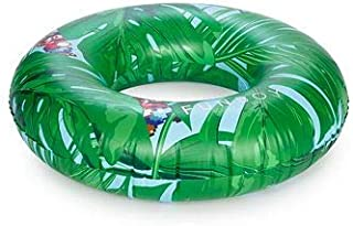 FUNBOY Tropical Mario Oversized Inflatable Tube Pool Float