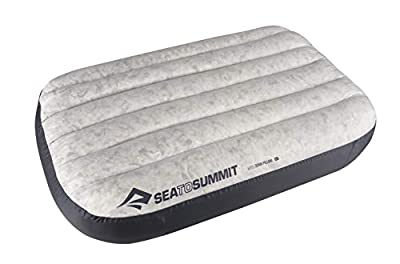Sea to Summit Aeros Down Pillow, Grey, Large