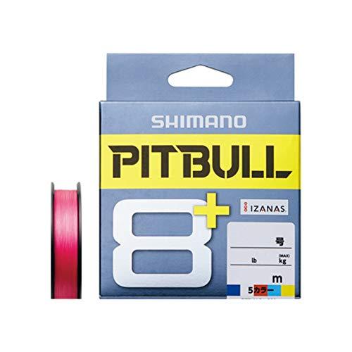 シマノ(SHIMANO) PEライン ピットブル8+ 200m 0.6号 トレーサブルピンク
