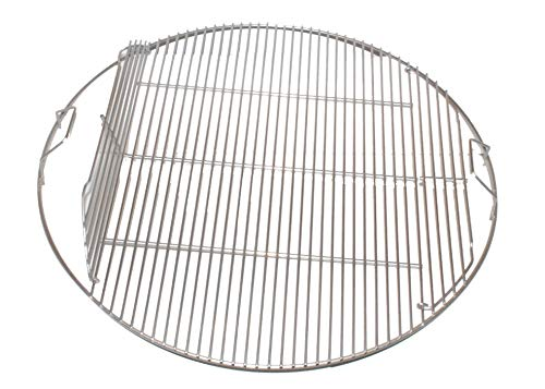 "Weber Hinged Cook Grate for One - Touch Gold 26.75"" Charcoal Grill"