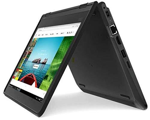 Lenovo ThinkPad Yoga 11e Touchscreen Laptop/Tablet 11 inches, Intel Core i3, 8GB RAM, 128GB SSD, Win10 Pro (Renewed)