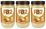 PB2 Bell Plantation Peanut Butter, 16 Ounce, Pack of 3