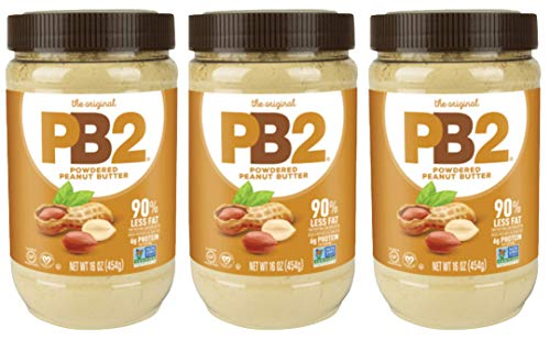 PB2 Original Powdered Peanut Butter Twin Pack [2-16oz Jars]