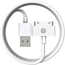 iPhone 4s Cable,OPSO [Apple MFi Certified] 30 pin to USB Sync and Charging Cable for iPhone 4/4s,iPad 1/2/3,iPod Touch,iPo...