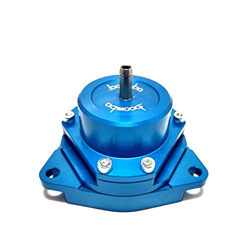 Boomba Racing Blow Off Valve BOV Blue for Hyundai Veloster 1.6T Turbo