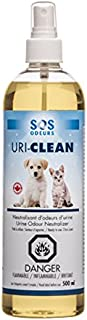 uri-clean Spray contra los olores de urines animales 500&