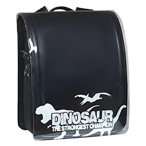 ランドセルカバー 男の子 女の子 透明 ツバメランドセルカバー 反射カバー 16-Dinosaur