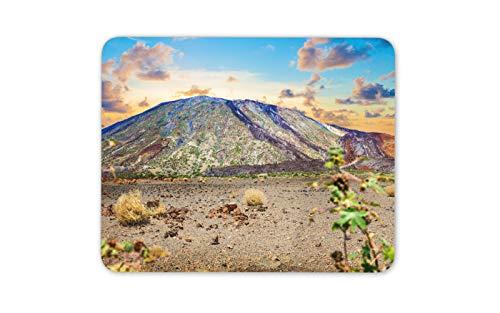Volcán Teide tapete de ratones Cojín - Tenerife Islas Canarias España regalo del ordenador # 16503
