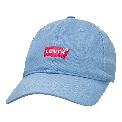 Levi's Baseballmütze mit klassischem Logo für Mädchen - Blau - Einheitsgröße