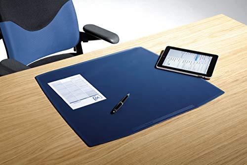 Durable Artwork 40X53CM - Alfombrilla de escritorio, color azul