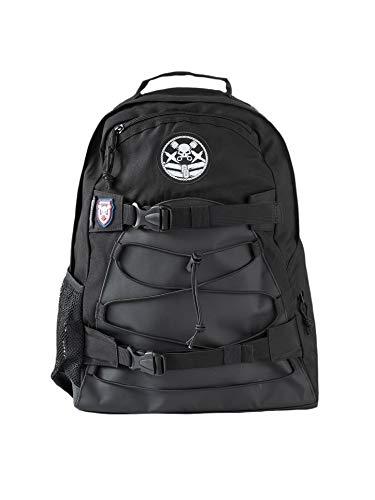 GRENZGAENGER Rucksack schwarz