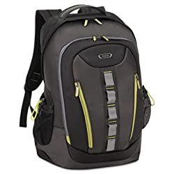 Solo Storm 16 Backpack 18 34 x 6 34 x 13 12 Polyester BlackGray