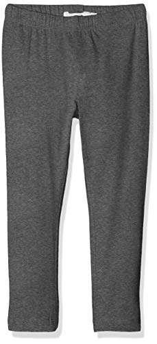 Name It Nitvivian Legging NMT Noos Pantalon, Gris (Dark Grey Melange), 86 Bébé Fille