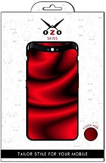 لاصقة حماية من اوزو بشكل الستان الاحمر لموبايل Vivo Y51