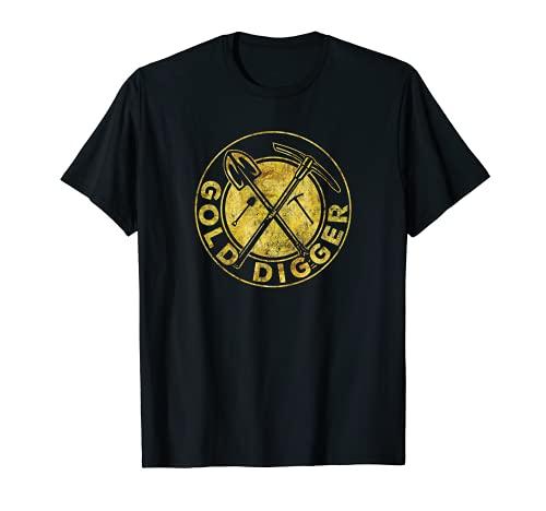 Gold Digger - Mining T-Shirt