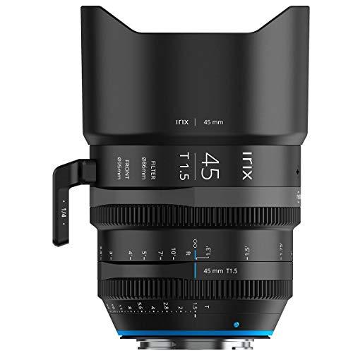 Obiektyw Irix Cine 45mm T1.5 do Canon EF Imperial [ IL-C45-EF-I ]