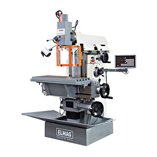 Elmag WFM 210 - Werkzeugfräsmaschine