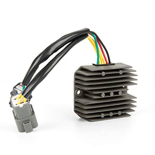 Voltage Regulator for Arctic Cat 350/366 / 400 CR 425 450 Alterra 400 450 500 XC 450 2008-2018 OEM Repl. 3306-413