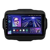 FDGBCF Multimedia para Coche para Honda Civic 9 2013-2016 Android 10.0 Navegación GPS Reproductor de Video estéreo Soporte SWC 4G DSP Carplay WiFi Bluetooth Manos Libres Cámara de visión Trasera