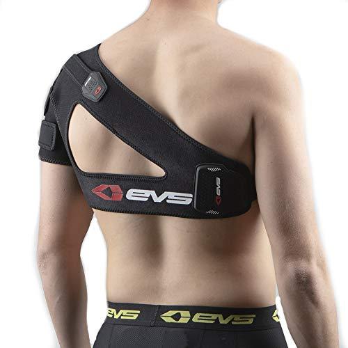 EVS Sports SB03BK-M Shoulder Brace, Medium (36 - 40 Inch), Black, 1 Count