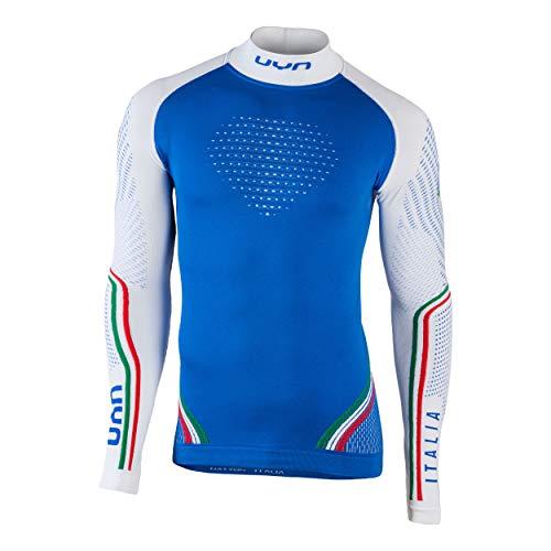 UYN Erwachsene Natyon Italy Uw Lg_Sl.Turtle Neck Funktionsunterhemd, L/XL