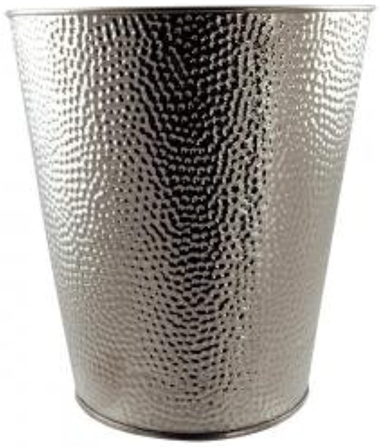 Euro-Home EW2231 5 L Deluxe S S Hammered Waste Bin