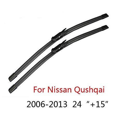 HZHAOWEI ruitenwissers, Voor Nissan Qashqai 24