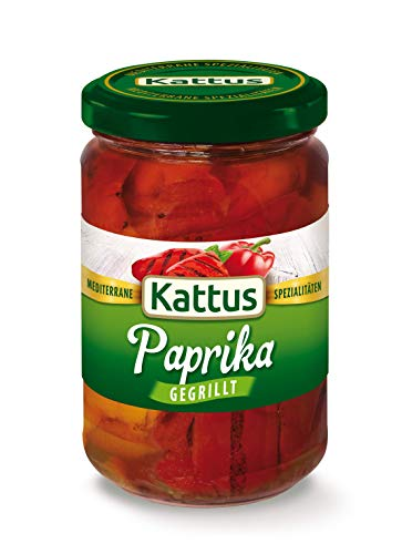 gegrillte paprika im glas lidl