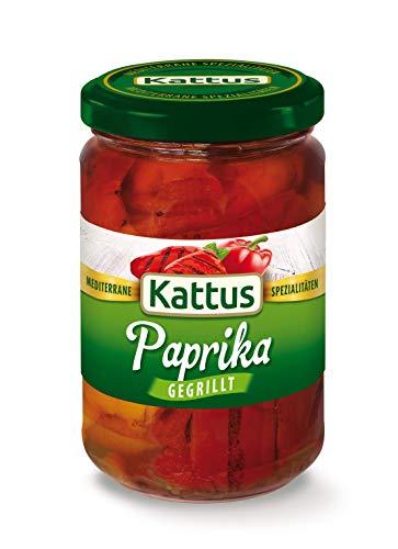 Kattus Gegrillte Paprika, 280 g 1171260
