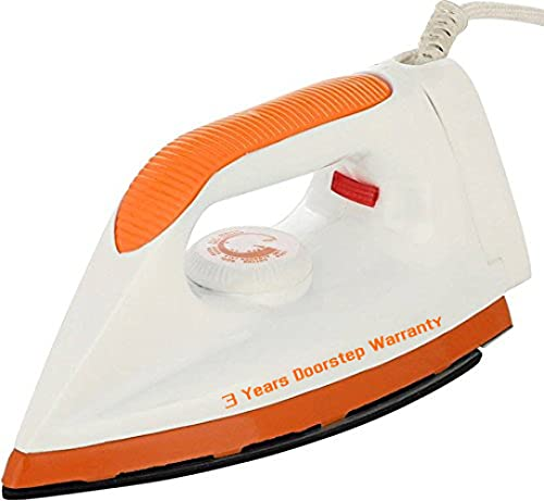Insflug Most Demanding 800 Watt 230 Volt Fabric Press Dry Iron Box LightWeight Easy to Carry Electric Dry Iron with Low Power Consumption and Beautiful Designing(Made In India),HARIOM105
