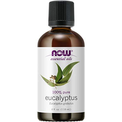 NOW Essential Oils, Eucalyptus Oil, Clarifying Aromatherapy Scent,...