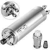 VEVOR Motor de husillo refrigerado por agua de 0.8KW 220V Motor de husillo de refrigeración por agua CNC para fresadora de grabado CNC