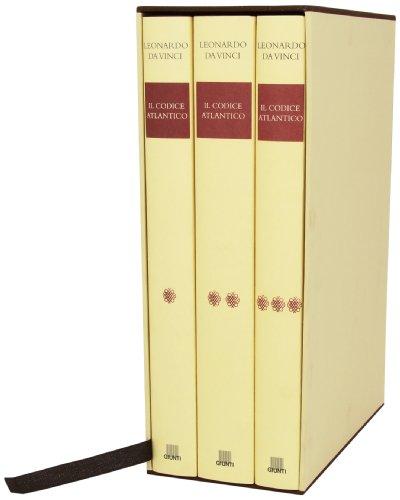 Il Codice Atlantico della Biblioteca ambrosiana di Milano