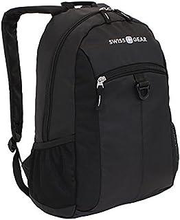 """SwissGear Student Backpack For 15"""" Laptops, Black SA6716"""