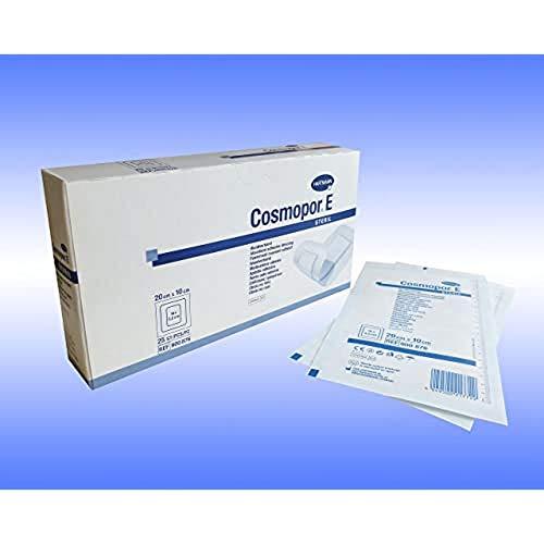 Cosmopor 9008765 - E Steril, 20cm x 10cm, 25 Stück