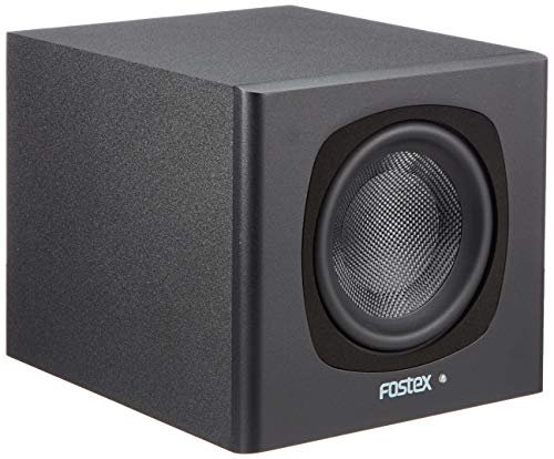 Fostex pm-submini2 Subwoofer-Studio, 68 Watt