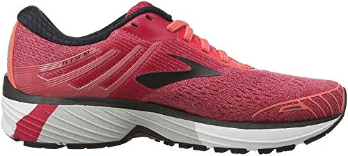 Brooks Adrenaline Gts 18, Women's Running Running Shoes, Pink (Coral/Pink/Black 612), 4 UK (36.5 EU)