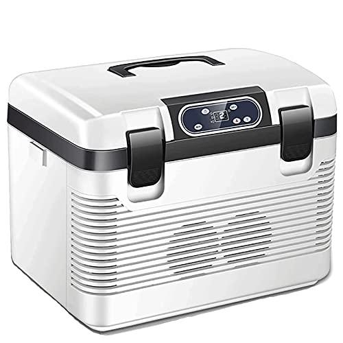 Nevera De Insulina Dual Core 12L Drug Reefer, Refrigerador De Temperatura Constante Que Ahorra EnergíA, Para AutomóViles, Camiones, Hogar, Usos 3 En 1-12L